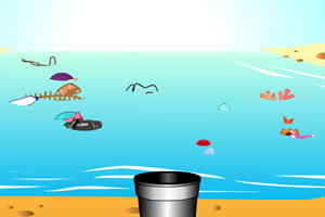 海洋清洁员