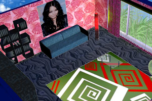 3D卧室布置
