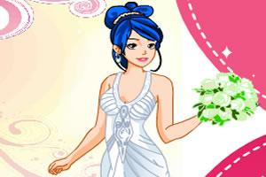 魅力新娘装