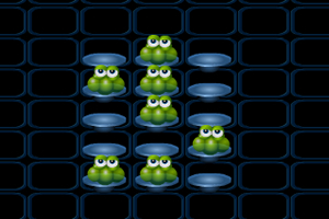 青蛙跳棋2