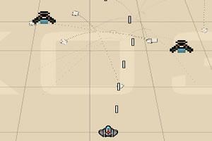 像素8号战机