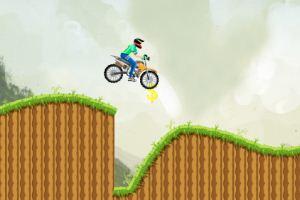 超级摩托车骑术