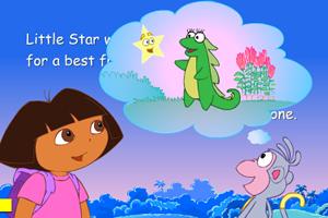 朵拉帮星星找朋友