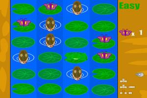 青蛙吃蝴蝶