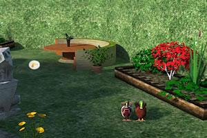复活节的秘密花园