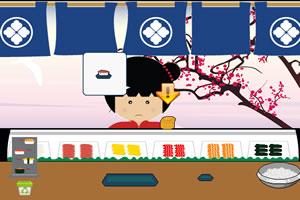 小猫寿司店