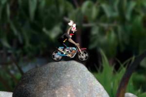 老鼠摩托车2
