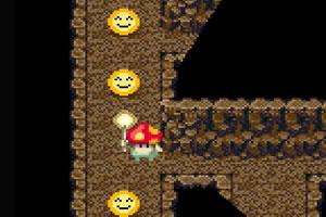 小蘑菇洞穴探险