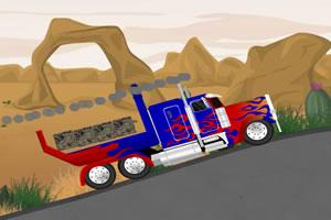 变形金刚卡车