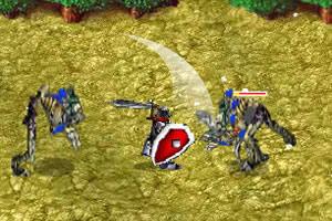 魔兽英雄1.0剑士传奇