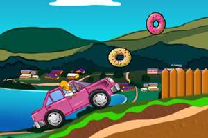 辛普森甜甜圈