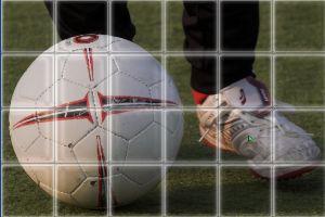 足球场景拼图2