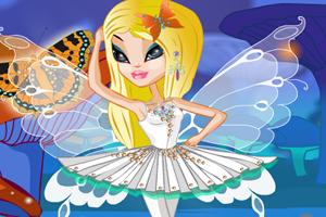 芭蕾蝴蝶精灵