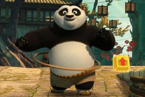 功夫熊猫2之呼啦圈