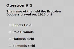 棒球的知识