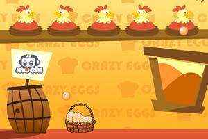 篮子接鸡蛋
