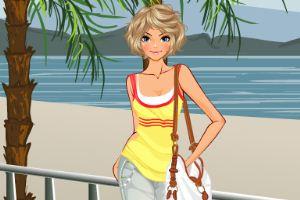 夏天的海滩