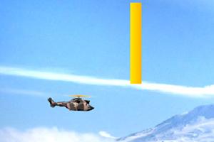 直升机危险区