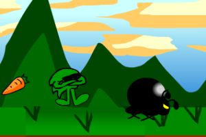 小绿人冒险3