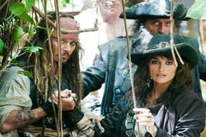 加勒比海盗找数字
