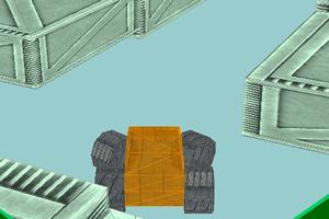 3D大脚车迷宫