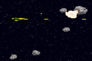 银河系爆破