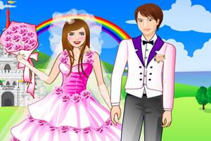 幸福皇家婚礼