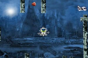 救援浮空机器人