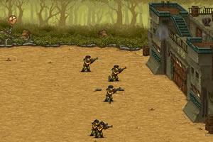 丛林基地防御