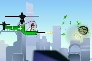 少年骇客直升机