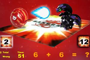 数学球战斗