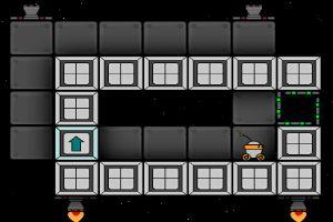 机器人空间冒险