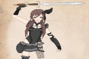 造物主女战士