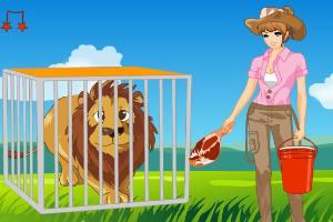 动物园管理员装扮秀
