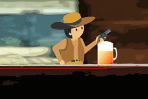推啤酒大赛