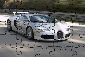 布加迪Veyron拼图