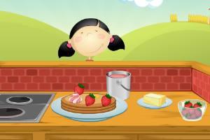 艾玛食谱之烤甜饼