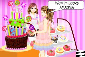 甜蜜16岁蛋糕