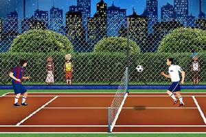 足球版网球