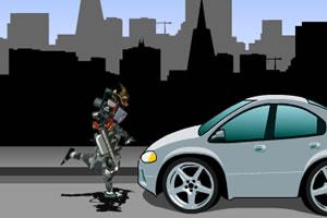 机器人清除炸弹