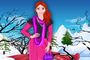 冬季魅力风格