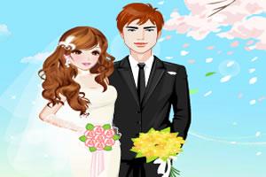 夏日浪漫婚礼
