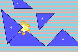 娃娃-找三角形