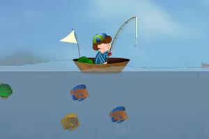 钓鱼的疯狂