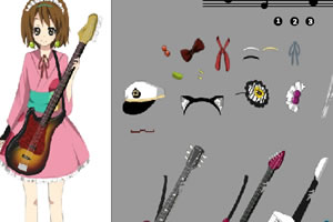 漫画轻音少女3