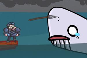 白鲸的斗争