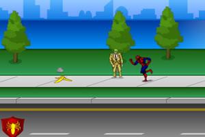 蜘蛛侠的守护