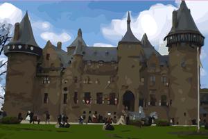 梦幻城堡找艾拉