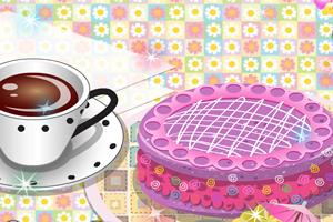 香甜大蛋糕