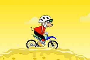 小老鼠骑摩托